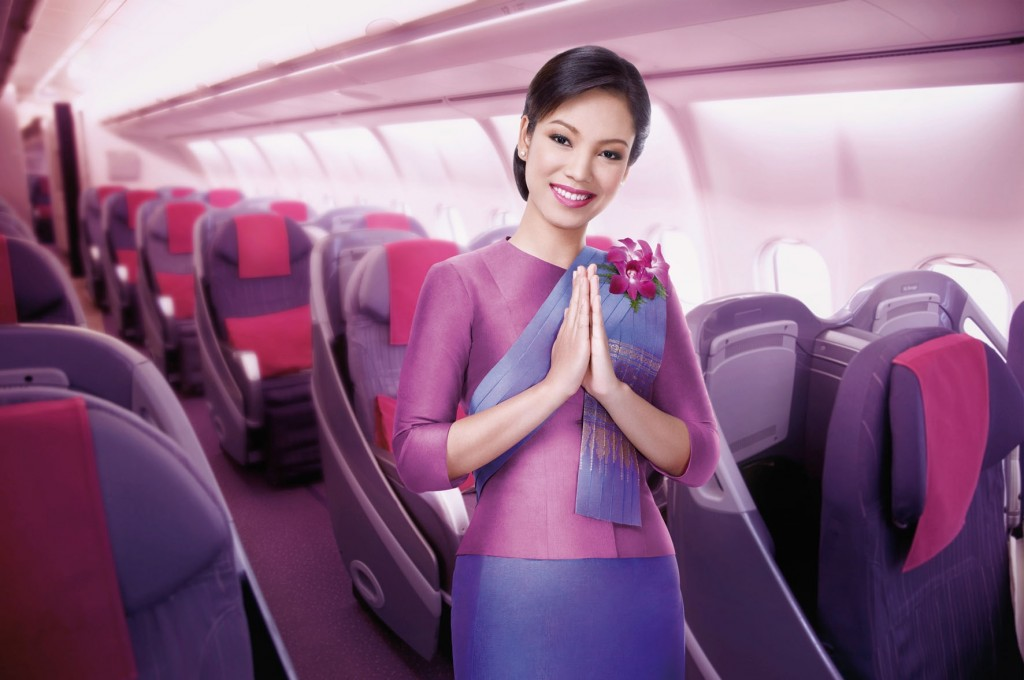 Thai Airways international uniforme